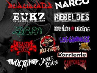 FESTIVAL ROCK CONCIERTOS